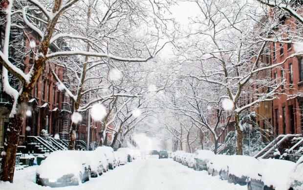 Ура, снег: в Киев придет зима 30 декабря
