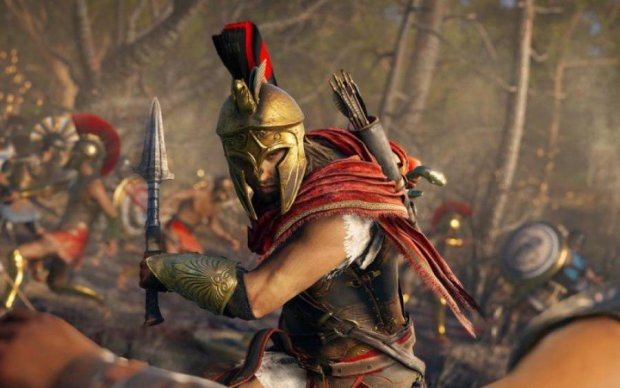 Assassin's Creed Odyssey: в сети показали геймплей
