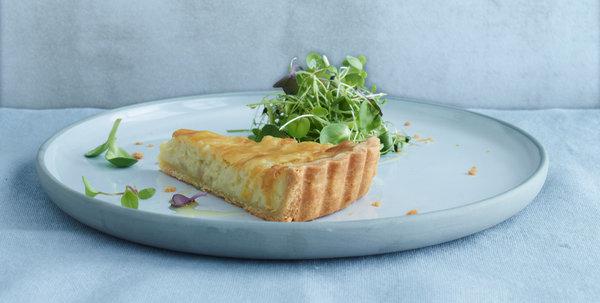 Луковый пирог: очень вкусный рецепт