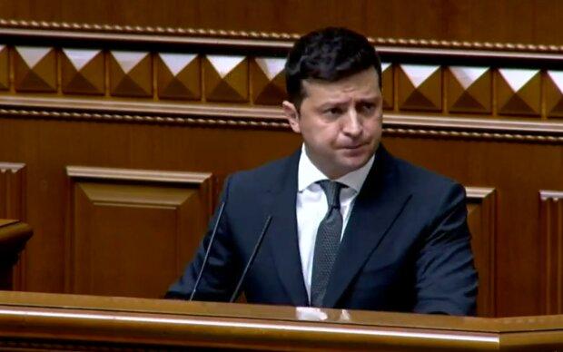 Владимир Зеленский, фото: кадр из видео