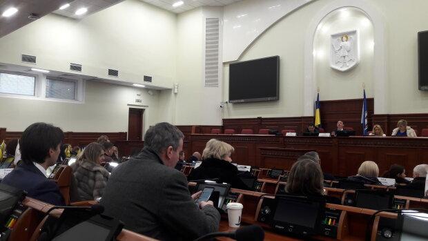 Київрада, засідання Постійної комісії