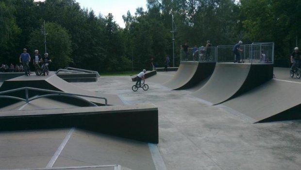 Під Харковом побудують полігон для екстремалів: терміново купуйте скейти і ролики