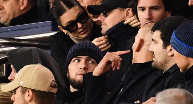 Нурмагомедов, Мик Джаггер и другие звезды побывали на матче ПСЖ - Ливерпуль