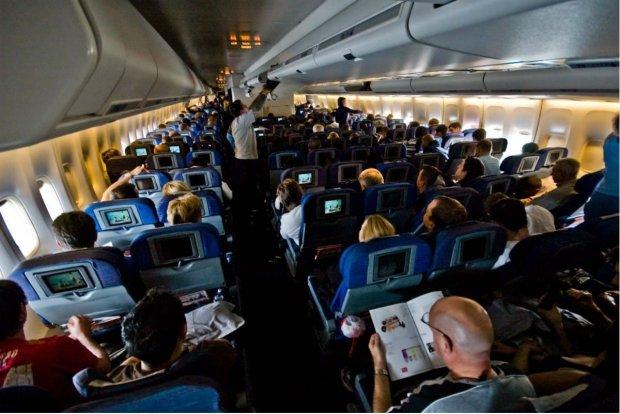 Пасажири літака