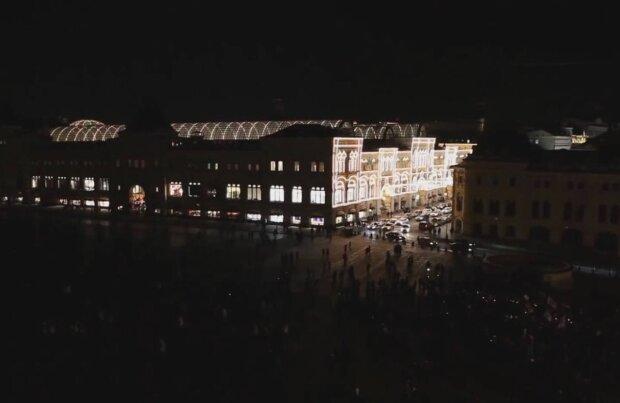 Відключення світла / скріншот з відео