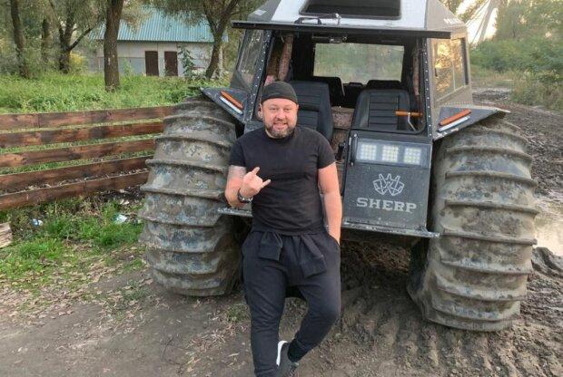 Друг Зеленского Пикалов показал себя 10 лет назад: молодой, худой и на мотоцикле