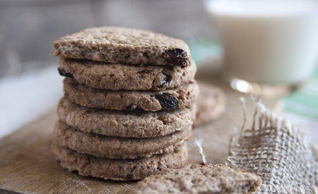 Разлетается со стола в два счета: рецепт печенья с клюквой, которое даст фору любым сладостям