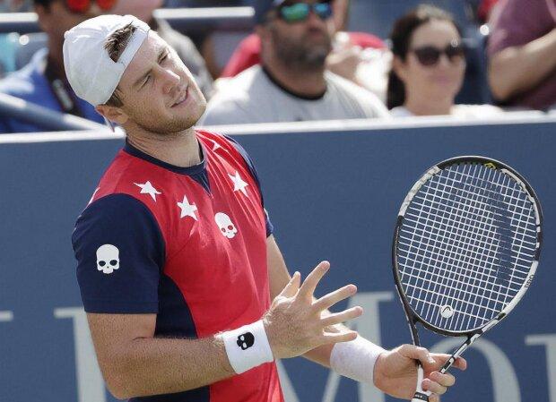 Український тенісист Ілля Марченко, фото: ATP