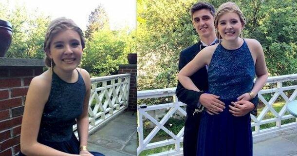 Больная раком школьница скончалась после выпускного, и теперь ее платье носят по очереди - в чем дело