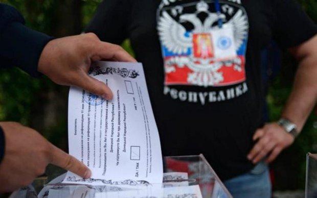 Росія готує новий референдум на Донбасі