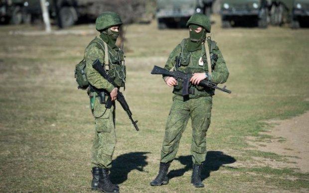 Росіяни постаралися: у справі про хіматаку в Криму раптово з'явилися військові