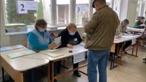 Выборы / скриншот из видео