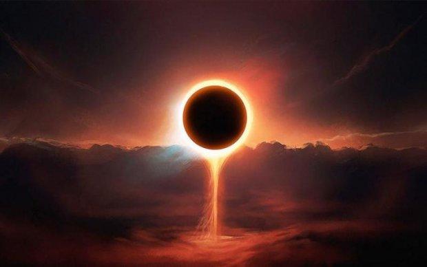 Кровавая луна в небе: как выглядело жуткое затмение в пятницу 13-го