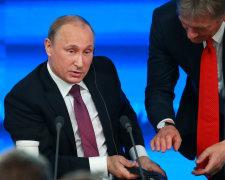 Путін і Пєсков