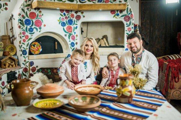 Ірина Федишин нагодувала кутею своїх хлопчиків: вишиванки, піч і шалена любов