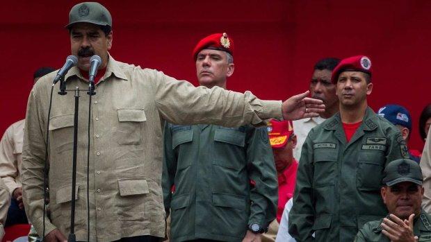 Венесуэла передумала выгонять дипломатов США из страны: погарячились