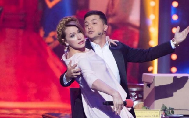 Вечерний Киев: украинцев ошеломила весенняя премьера