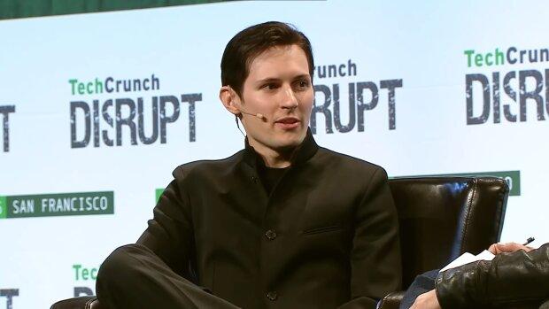 Павел Дуров, скриншот: Youtube
