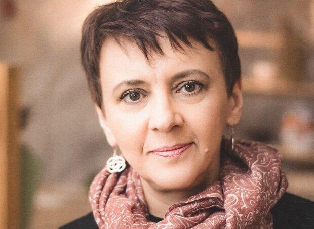 Оксана Забужко, фото с Facebook