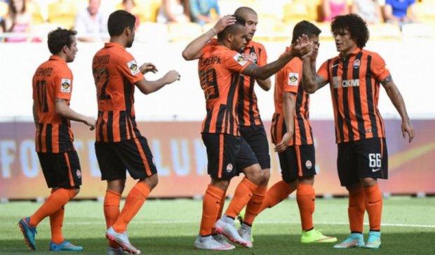 «Динамо» і «Шахтар» розпочали чемпіонат з перемог