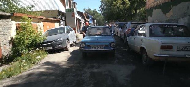 Запорожець, фото: скріншот з відео