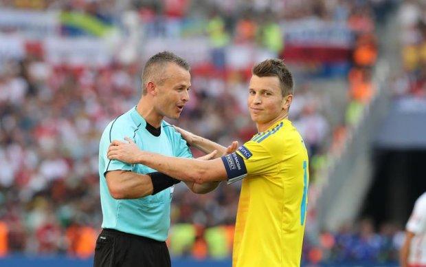 Тренер чеського футбольного клубу задоволений грою капітана збірної України