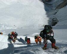 Эверест - самая высокая точка Земли
