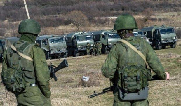 Россия испытывает новейшее вооружение в Крыму