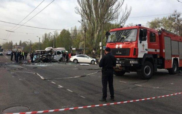 ДТП в Кривом Роге: очевидец рассказал о смерти фигуранта в СИЗО
