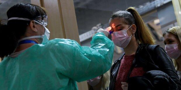 Коронавирус из Китая, фото из свободных источников