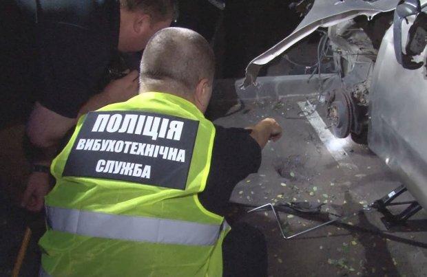 Авто известного украинского спортсмена взлетело на воздух: подробности