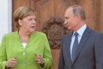 Відбулася телефонна розмова Путіна з Меркель: що відомо