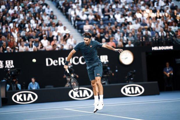 Роджер Федерер програв Стефану Циципасу і вибув з Australian Open