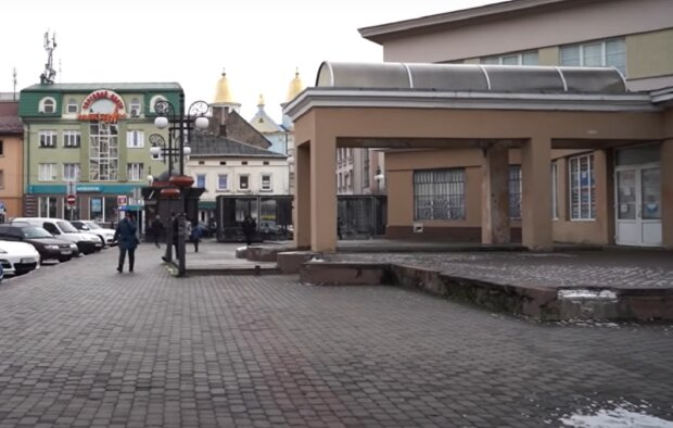 Івано-Франківськ, кадр з відео, зображення ілюстративне: YouTube