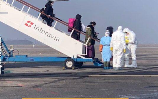 Евакуація, кадр з відео