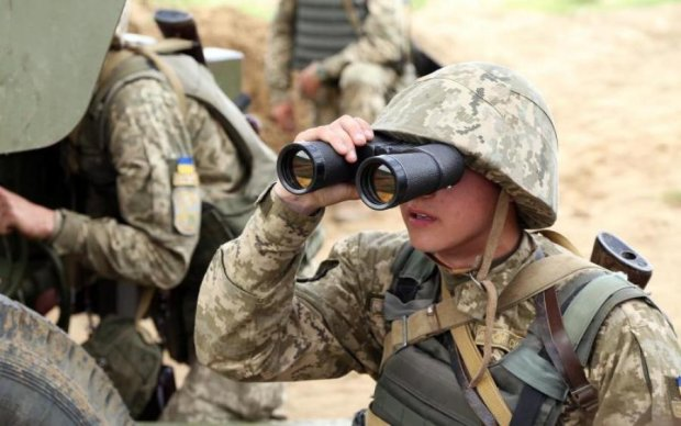 Война за кадром: Донбасс глазами американского солдата