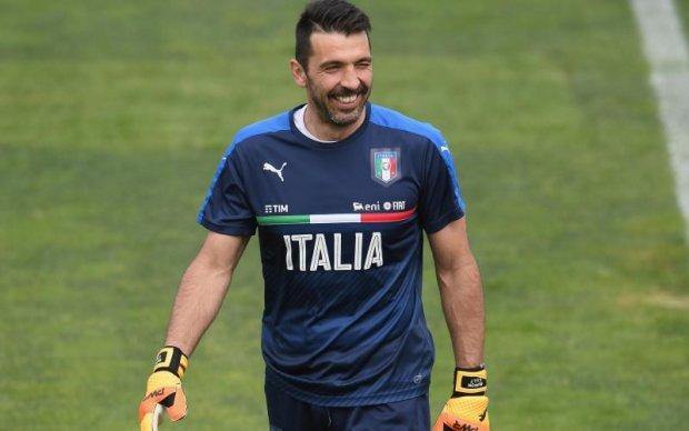 Легендарний італійський голкіпер підкорив черговий рекорд