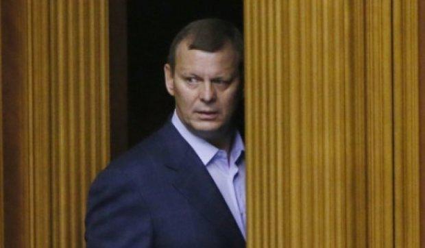 Клюев сбежал через оккупированный Донбасс - Геращенко