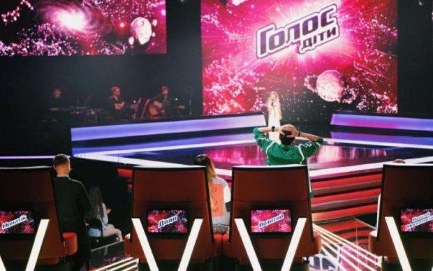 Участница Голос. Дети сядет в судейское кресло