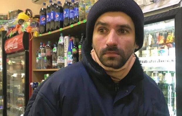 Шерстебітов Андрій Андрійович, фото Ірина Шарова: Facebook Підслухано в Рогатині