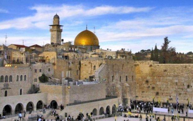 Как молния: НЛО пронесся над Иерусалимом