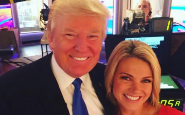 Трамп взяв в Держдеп свою улюблену телеведучу