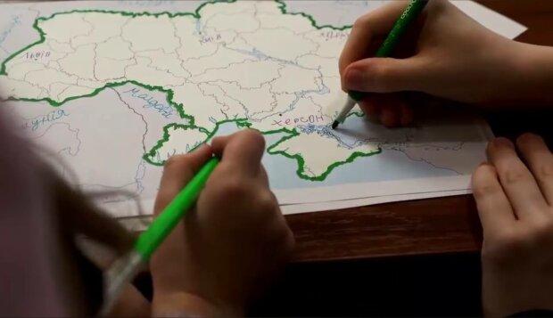 Прикордонники, фото: скріншот з відео