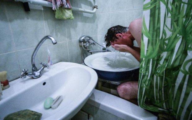 Киевлян на две недели оставят без горячей воды