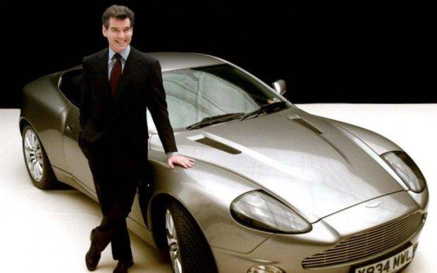 Aston Martin воскресит любимое авто Джеймса Бонда
