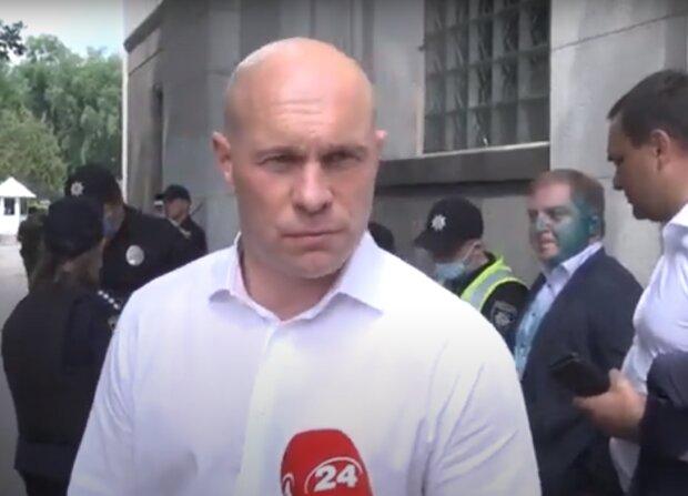 Илья Кива, скрин с видео