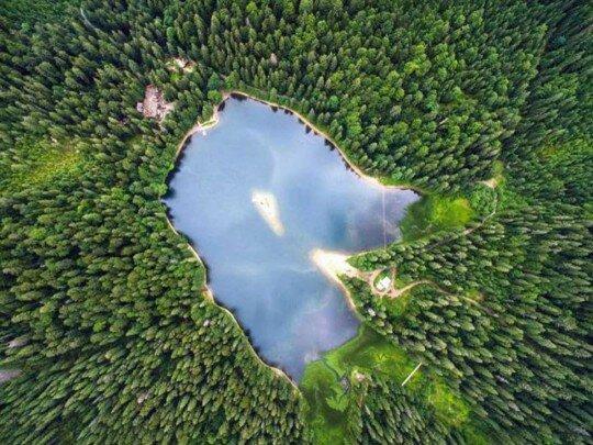 Озеро Синевир, фото: svidok.online