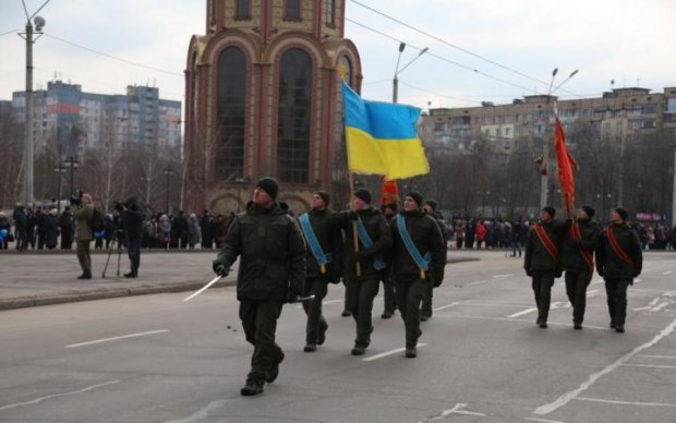 СБУ на отдыхе: коммунисты устроили шабаш в центре города