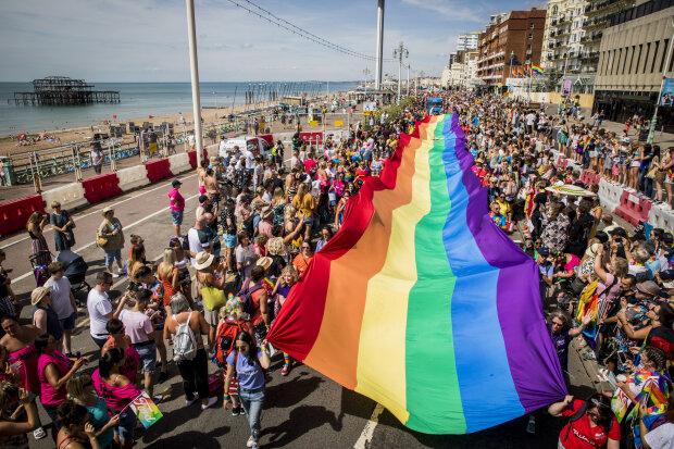 ЛГБТ-спільнота, фото: GettyImages