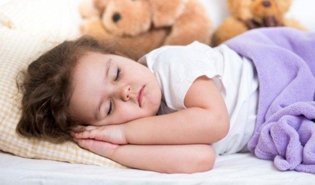 Денний сон покращує дитячу пам'ять
